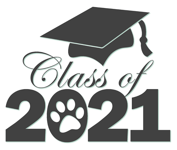 class of 2021 with mortarboard and shadow.png